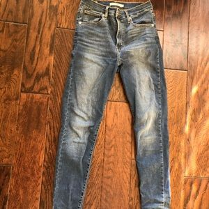 Levi's Mike High Jeans